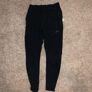 Gently worn NIKE tech fleece pants